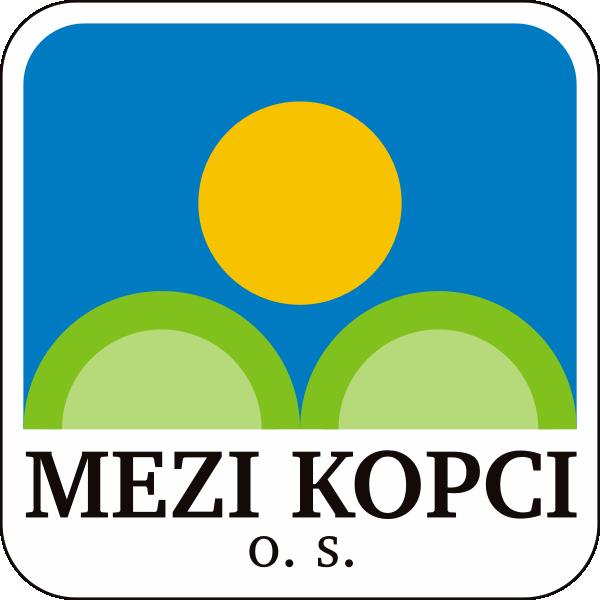 MEZI KOPCI o.s. logo